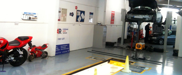 MOT Test at Corsham Auto Repairs
